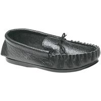 Sapatos Homem Mocassins Mokkers  Preto