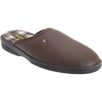 Sapatos Homem Chinelos Sleepers Dwight Brown