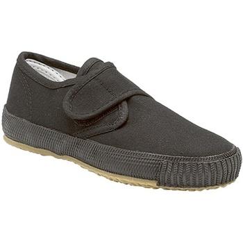 Sapatos Rapaz Sapatilhas Dek  Preto
