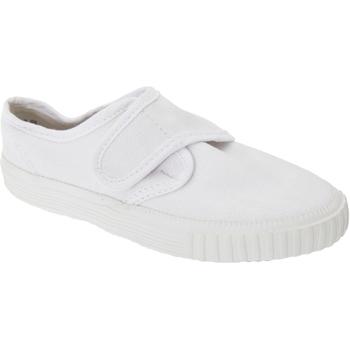 Sapatos Rapaz Sapatilhas de ténis Dek  Branco