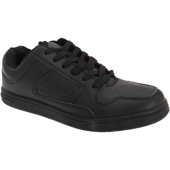 Sapatos Homem Sapatilhas Dek Euston Preto