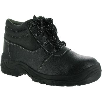 Sapatos Mulher Calçado de segurança Centek FS330 Preto