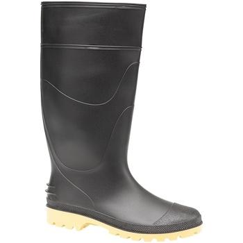 Sapatos Homem Botas de borracha Dikamar Evora Preto