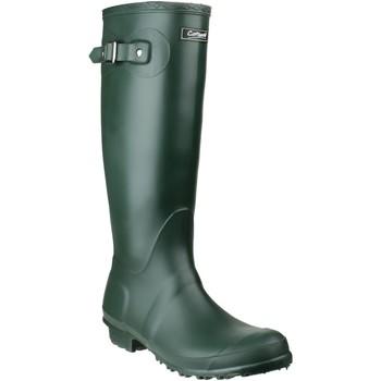Sapatos Mulher Botas de borracha Cotswold Sandringham Verde
