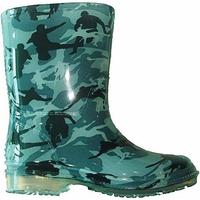 Sapatos Rapaz Botas de borracha Cotswold PVC KIDS WELLINGTONS Camuflagem