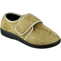 Sapatos Mulher Chinelos Gbs POOLE  ( MED) Bege