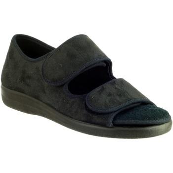Sapatos Mulher Chinelos Gbs BROMPTON ( MED) Preto