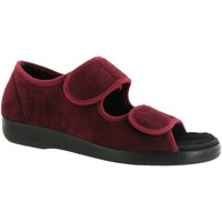 Sapatos Mulher Chinelos Gbs BROMPTON ( MED) Borgonha