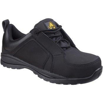 Sapatos Mulher Sapato de segurança Amblers 59C S1P HRO Preto