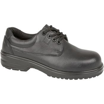 Sapatos Mulher Sapatos Amblers 121C S1P Preto
