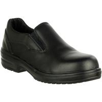 Sapatos Mulher Mocassins Amblers 94C S1P Preto