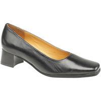 Sapatos Mulher Escarpim Amblers WALFORD (BLACK/NAVY) Preto