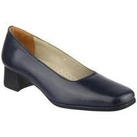 Sapatos Mulher Escarpim Amblers WALFORD (BLACK/NAVY) Marinha