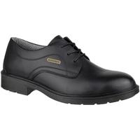 Sapatos Homem Sapatos Amblers FS62 Waterproof Safety Shoes Preto