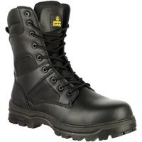 Sapatos Homem Sapato de segurança Amblers FS008 Safety Boots (Euro Sizing) Preto