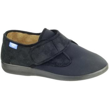 Sapatos Mulher Chinelos Gbs Frenchay Slipper Preto
