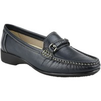 Sapatos Mulher Mocassins Cotswold Barrington Marinha