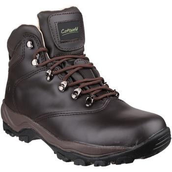 Sapatos Mulher Sapatos de caminhada Cotswold  Brown