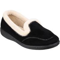 Sapatos Mulher Chinelos Fleet & Foster  Preto