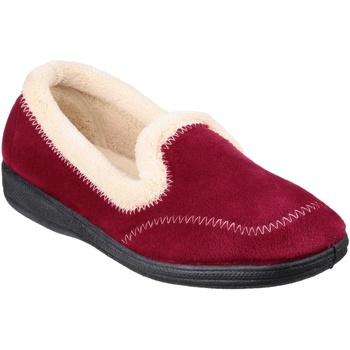 Sapatos Mulher Chinelos Fleet & Foster  Borgonha