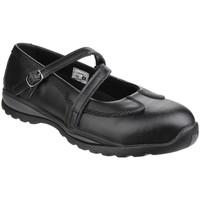 Sapatos Mulher Botas Amblers  Preto