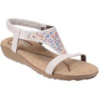 Sapatos Mulher Sandálias Divaz  Branco
