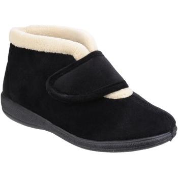Sapatos Mulher Chinelos Fleet & Foster Levitt Preto