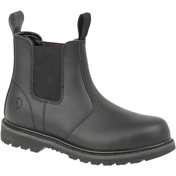 Sapatos Sapato de segurança Amblers FS5 Preto