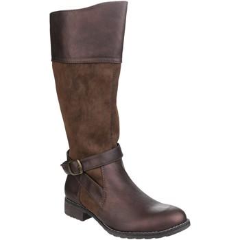 Sapatos Mulher Botas Divaz  Brown