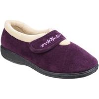 Sapatos Mulher Chinelos Fleet & Foster  Ameixa