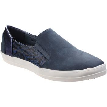 Sapatos Mulher Slip on Divaz  Azul
