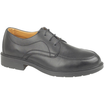 Sapatos Homem Sapatos Amblers FS65 SAFETY Preto