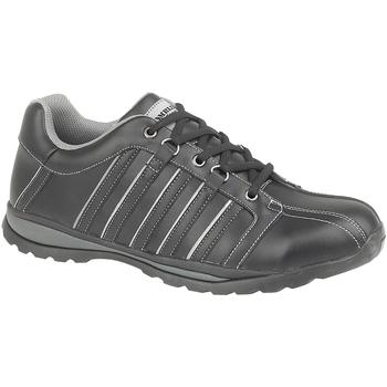 Sapatos Homem Sapato de segurança Amblers FS50 Safety Preto