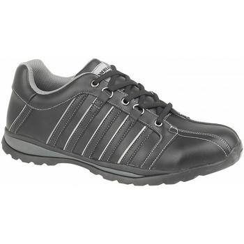 Sapatos Mulher Sapato de segurança Amblers FS50 Safety Preto