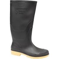 Sapatos Homem Botas de borracha Dikamar Administrator Wellington Preto