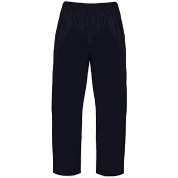 Textil Homem Calças de treino Regatta RG033 Marinha