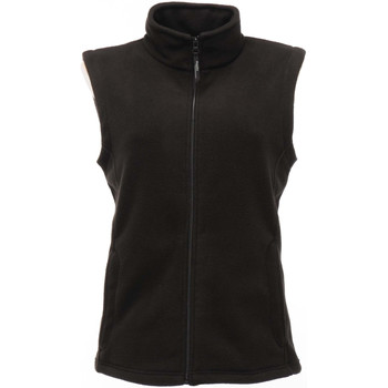 Textil Mulher Casacos de malha Regatta Bodywarmer Preto
