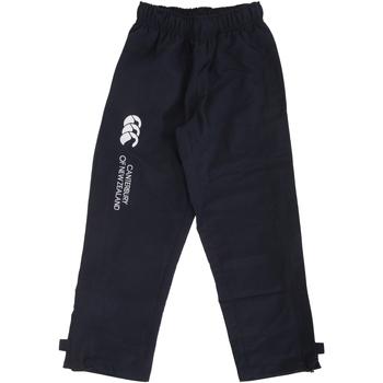 Textil Criança Calças de treino Canterbury CN250B Marinha