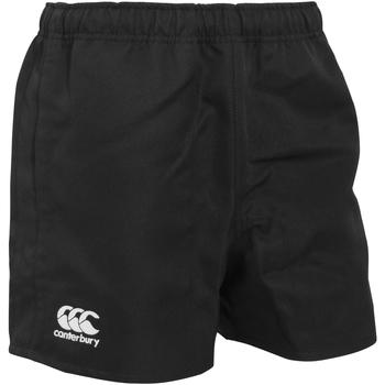 Textil Homem Shorts / Bermudas Canterbury CN310 Preto