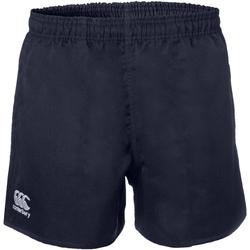 Textil Homem Shorts / Bermudas Canterbury CN310 Marinha