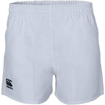 Textil Homem Shorts / Bermudas Canterbury CN310 Branco