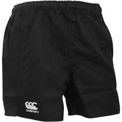 Textil Homem Shorts / Bermudas Canterbury Advantage Preto