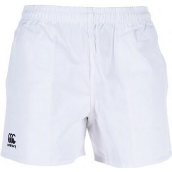 Textil Criança Shorts / Bermudas Canterbury CN310B Branco