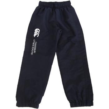 Textil Criança Calças de treino Canterbury CN251B Marinha