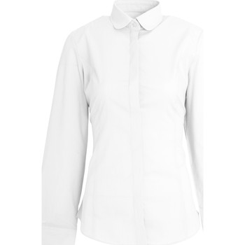 Textil Mulher camisas Brook Taverner Trevi Branco