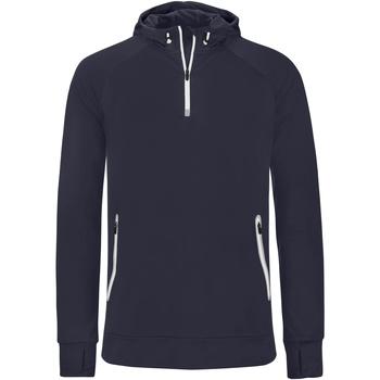 Textil Homem Sweats Proact PA360 Marinha