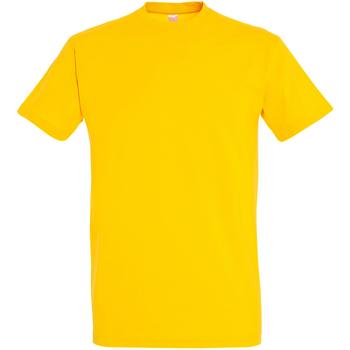 Textil Homem T-Shirt mangas curtas Sols 11500 Ouro