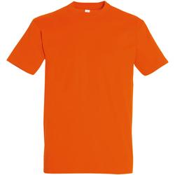 Textil Homem T-Shirt mangas curtas Sols 11500 Orange