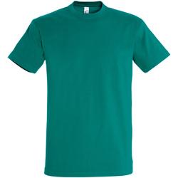 Textil Homem T-Shirt mangas curtas Sols 11500 Esmeralda