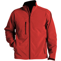 Textil Homem Casaco polar Sols 46600 Vermelho